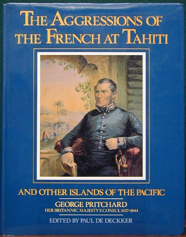 The Aggressions of the French at Tahiti